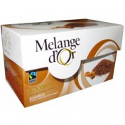 Melange d'Or Rooibos Kaneel thee Fairtrade