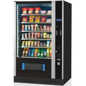Combinatie-automaat vers-/ zoetwaren Vendo Global-Snack Design 10