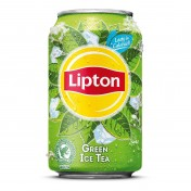 Lipton Ice Tea Green blik