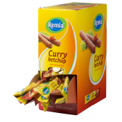 Remia Curry ketchup sachets
