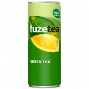Fuze tea green blik