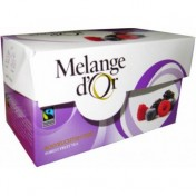 Melange d'Or Bosvruchten thee Fairtrade