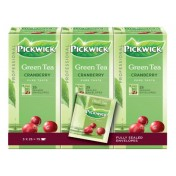 Pickwick Green Tea Cranberry