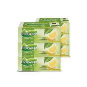 Pickwick Green Tea Original Lemon (tray 6x100st)