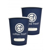 Coffee Fresh bekers karton - 150cc - Co2 neutraal FSC