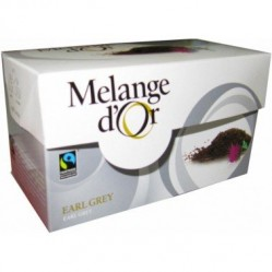 Melange d'Or Earl Grey thee Fairtrade