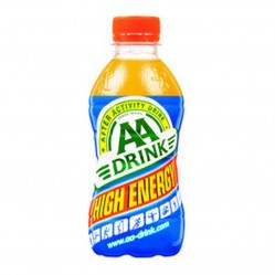 AA Drink High Energy Orange PET