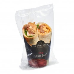 Wrap Pulled Beef - vers