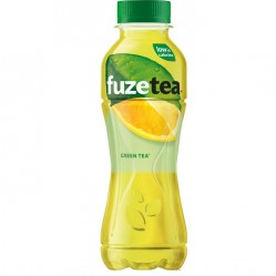 Fuze Tea Green PET